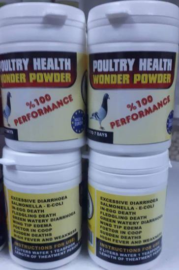POULTRY HEALTH WONDER POWDER
